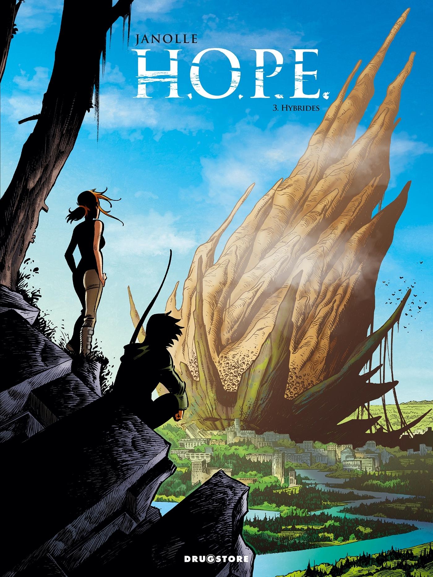 H.O.P.E. - TOME 03 - HYBRIDES