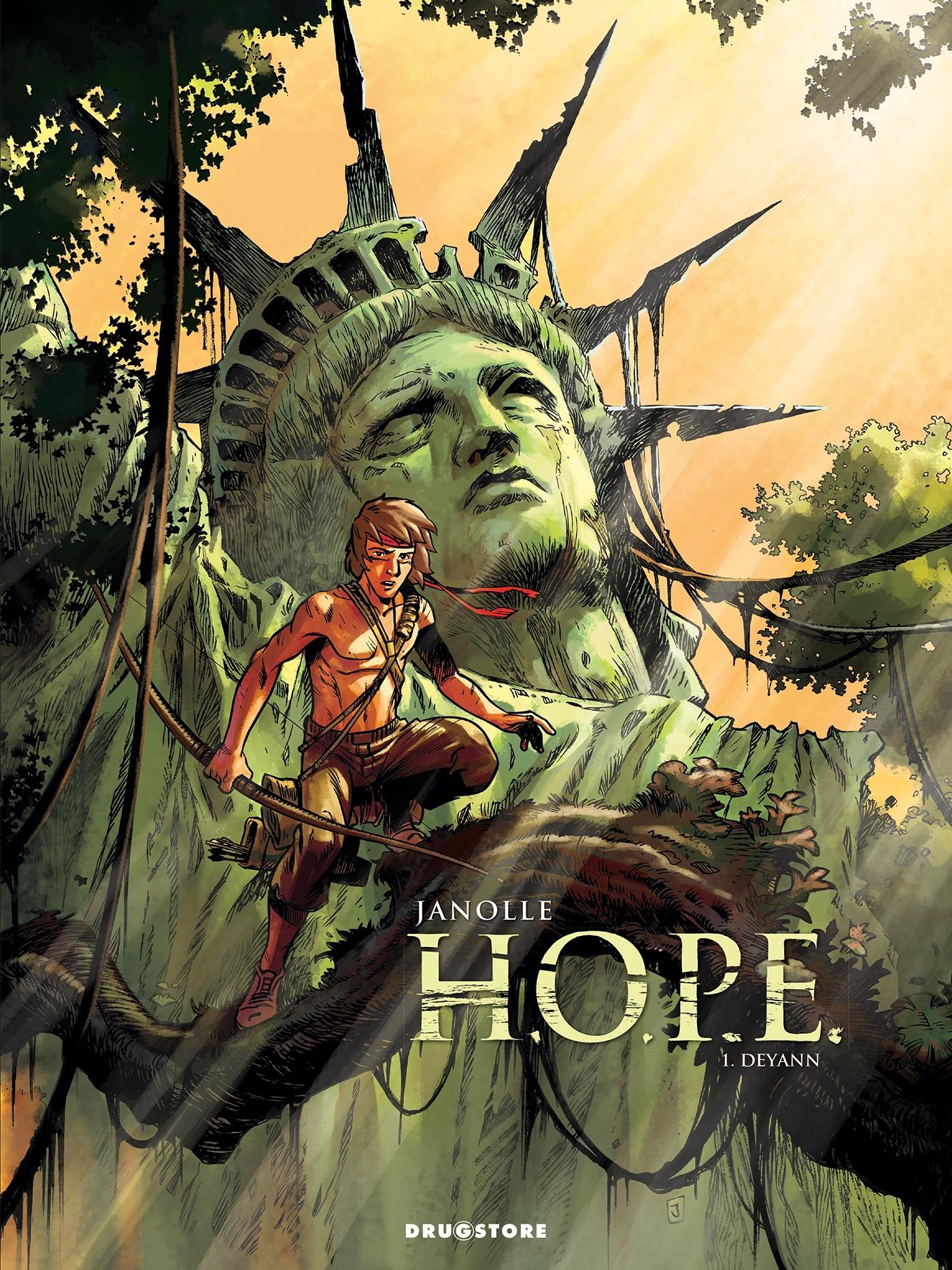 H.O.P.E. - TOME 01 - DEYANN