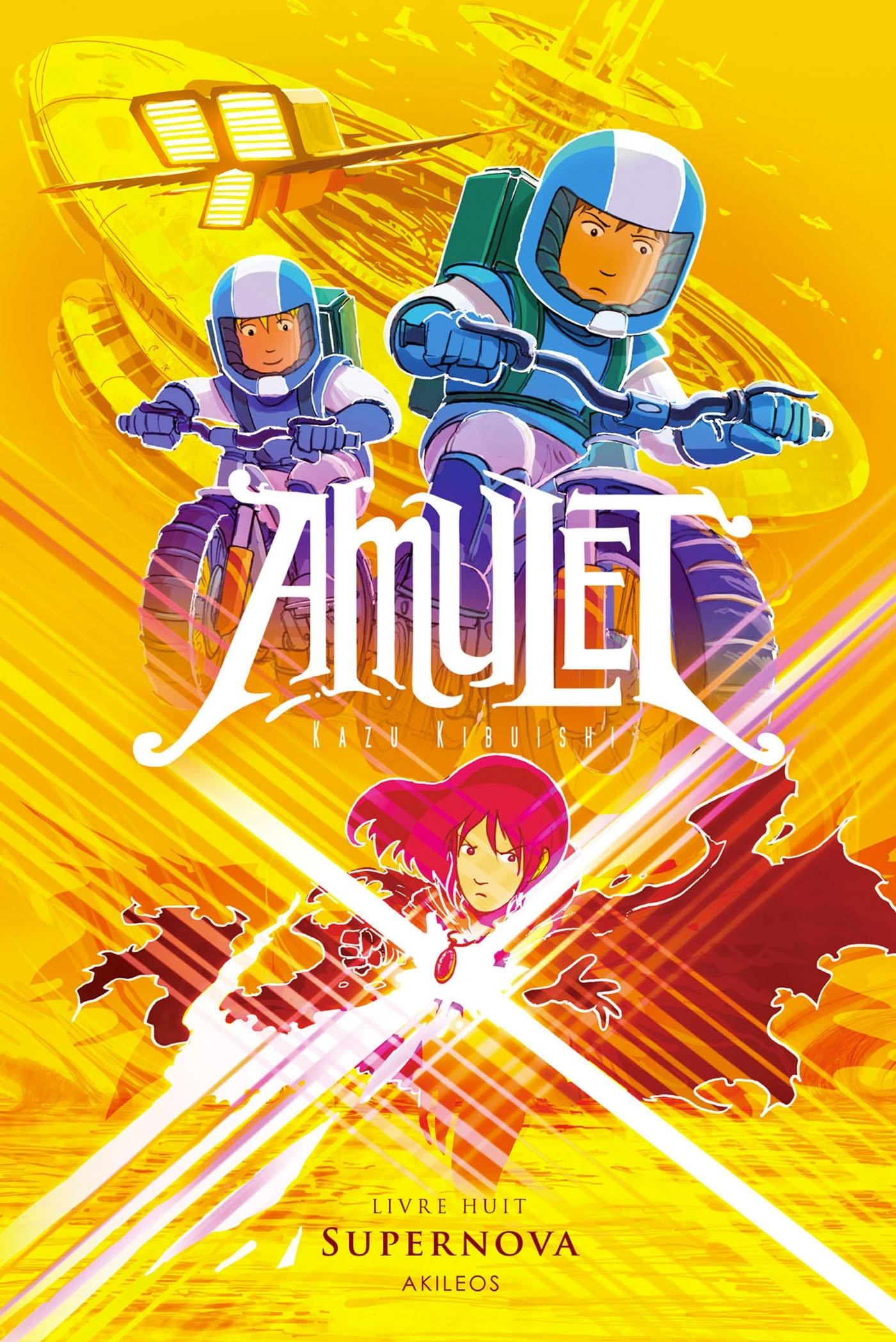 AMULET T8 - SUPER NOVA