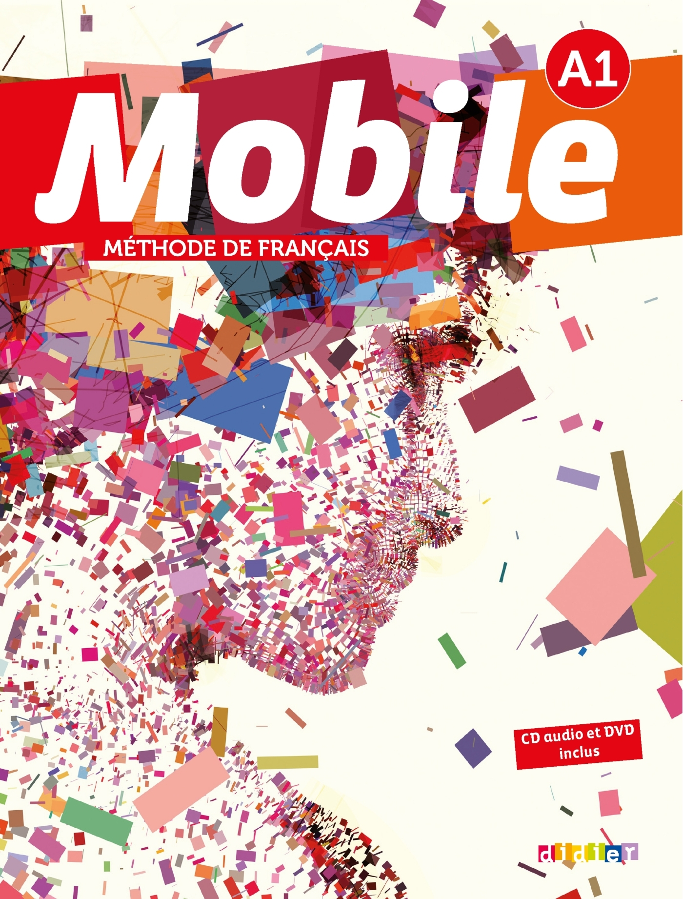 MOBILE 1 NIV.A1 - LIVRE + CD AUDIO + DVD