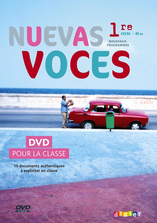 NUEVAS VOCES 1RE - DVD