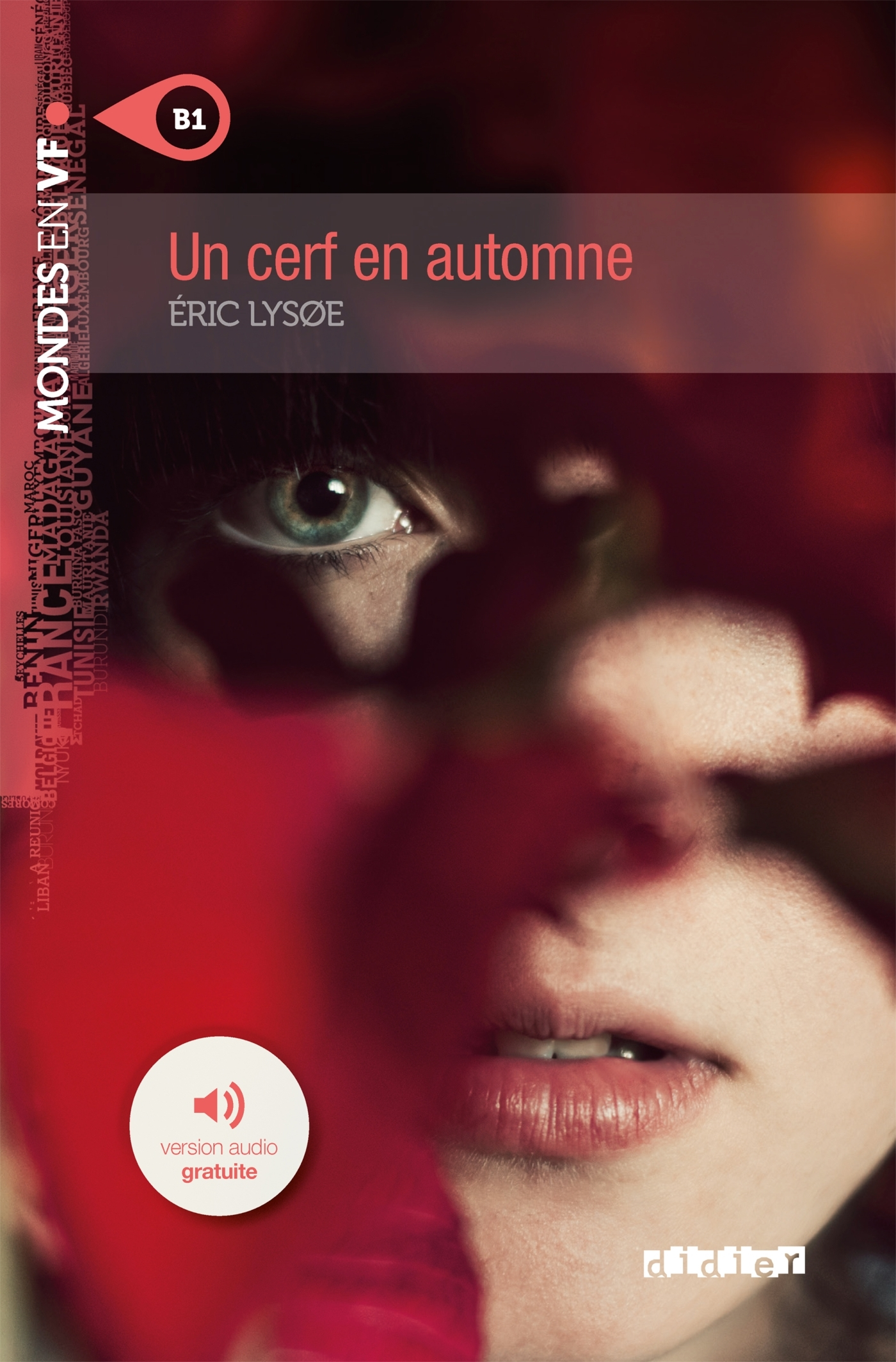 UN CERF EN AUTOMNE NIV. B1 - LIVRE + MP3