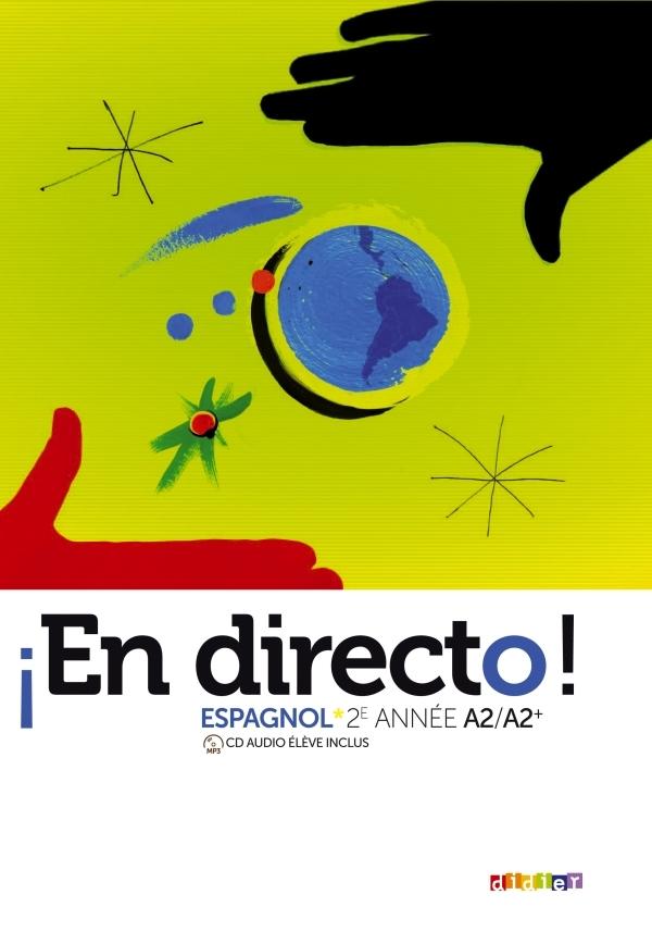 EN DIRECTO 2E ANNEE - MANUEL + CD MP3