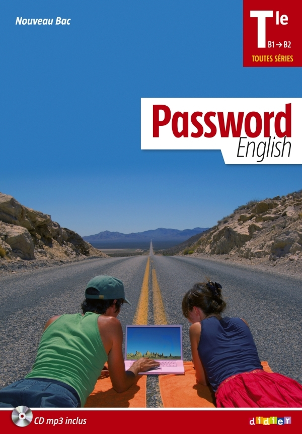 PASSWORD ENGLISH TLE - MANUEL + CD MP3