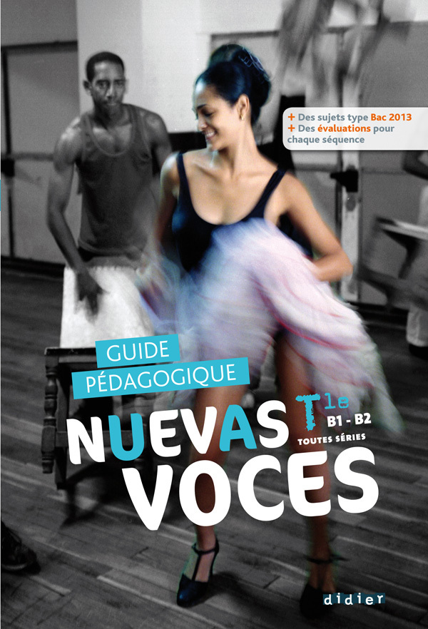 NUEVAS VOCES TLE 2012 - GUIDE PEDAGOGIQUE - VERSION PAPIER