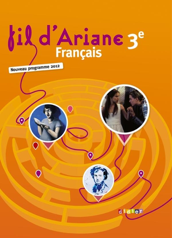 FIL D'ARIANE 3E - MANUEL FORMAT COMPACT