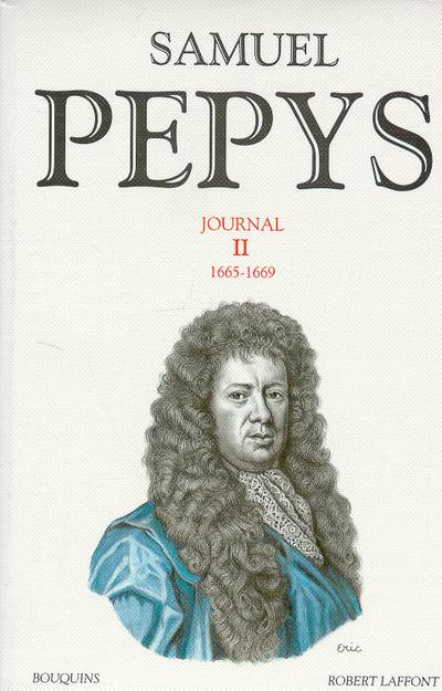 SAMUEL PEPYS - JOURNAL - TOME 2 - VOL02