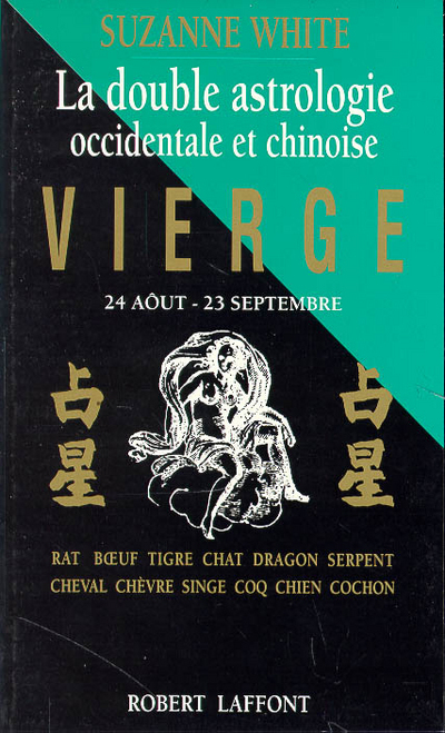 VIERGE DOUBLE ASTROLOGIE