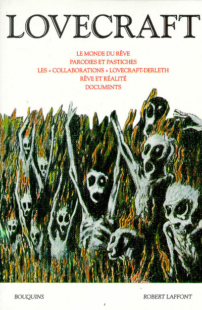 OEUVRES DE H.P LOVECRAFT - TOME 3 - VOL03