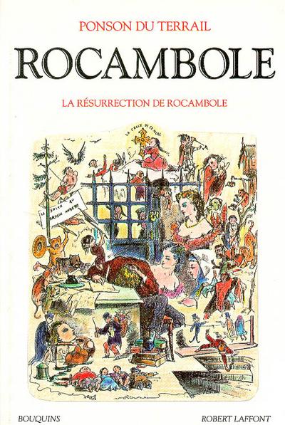ROCAMBOLE - TOME 2 - VOL02
