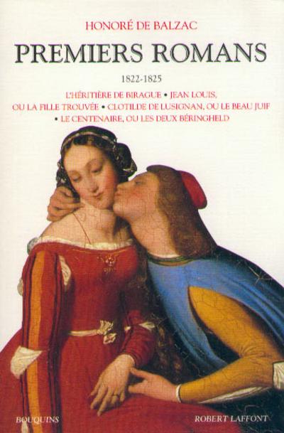 PREMIERS ROMANS - (1822-1825) - TOME 1 - VOL01