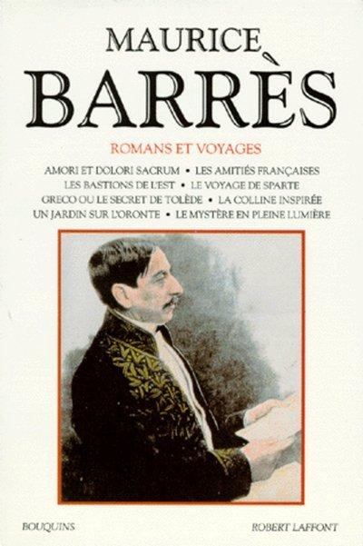 MAURICE BARRES ROMANS T2 AMORI DOLOR SACRUM - VOL02