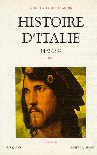 HISTOIRE D'ITALIE - TOME 1 - VOL01