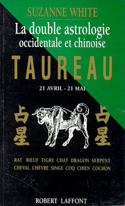 TAUREAU DOUBLE ASTROLOGIE