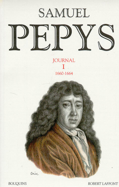 SAMUEL PEPYS - JOURNAL - TOME 1 - VOL01