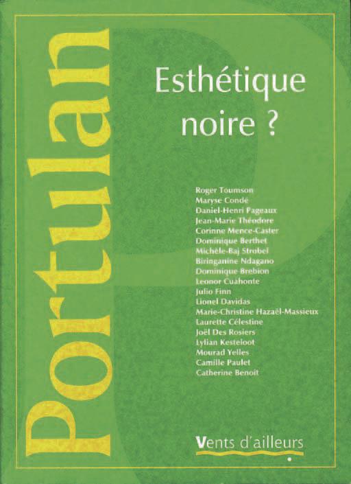 PORTULAN 3 - ESTHETIQUE NOIRE ?