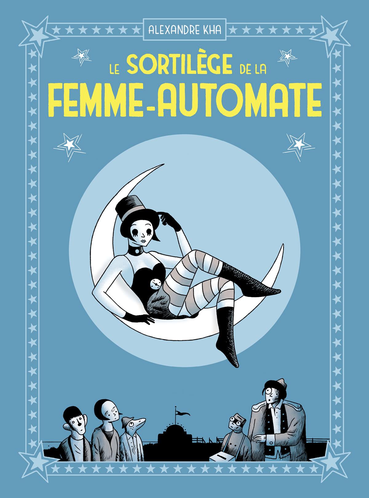 LE SORTILEGE DE LA FEMME-AUTOMATE