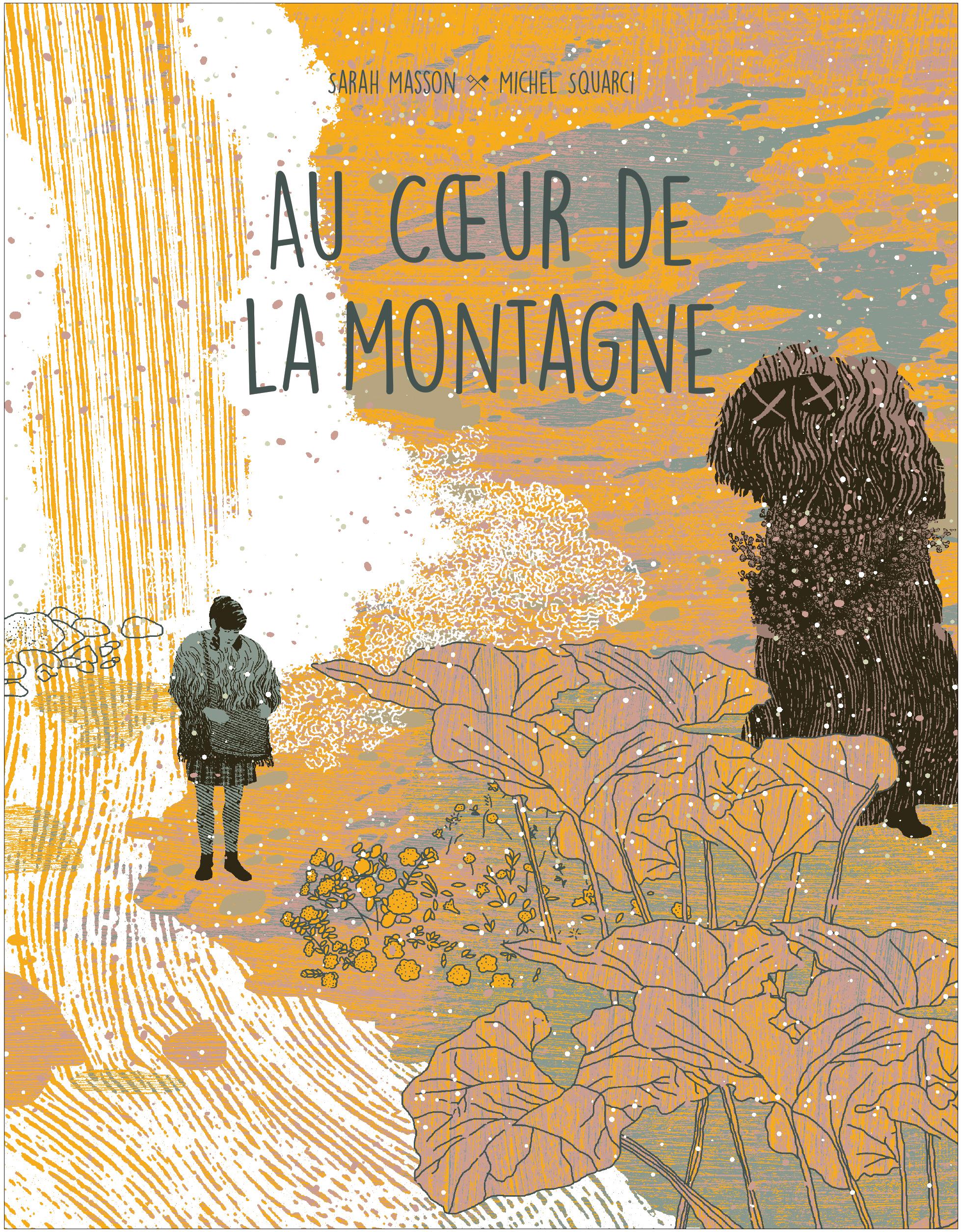 AU COEUR DE LA MONTAGNE
