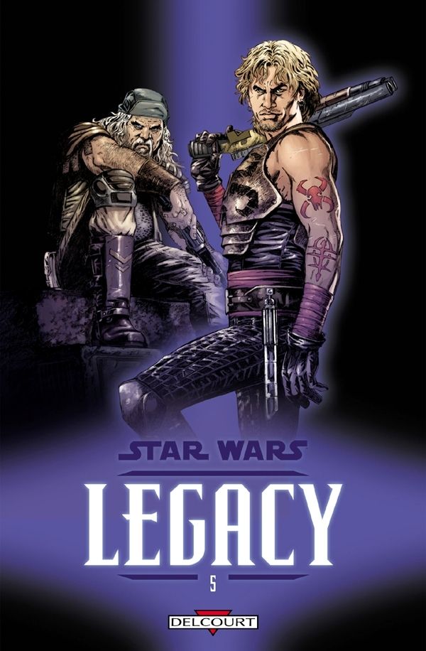 STAR WARS - LEGACY T05 - LOYAUTE