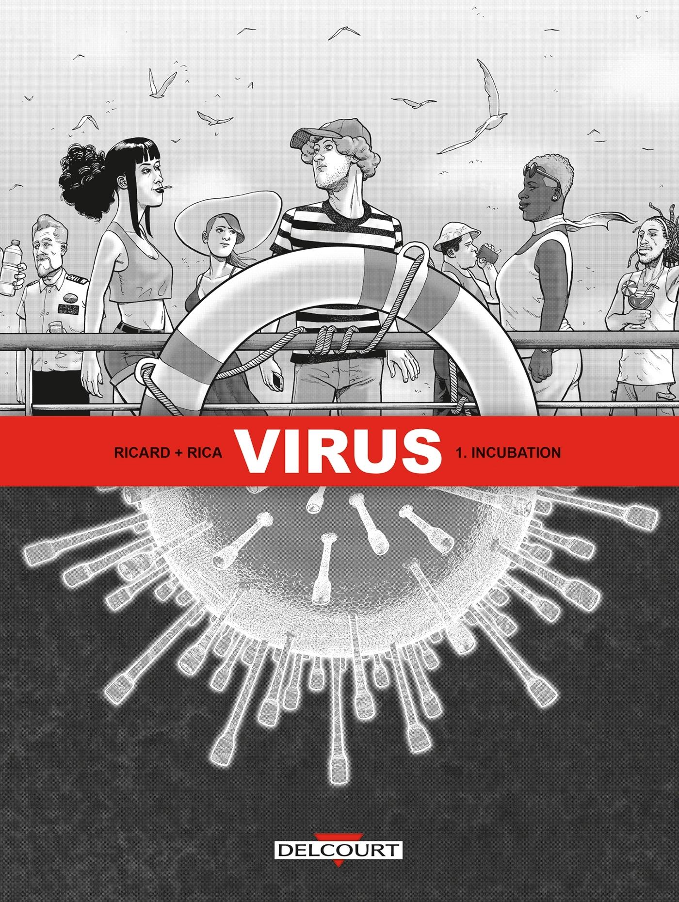 VIRUS 01. INCUBATION - T1