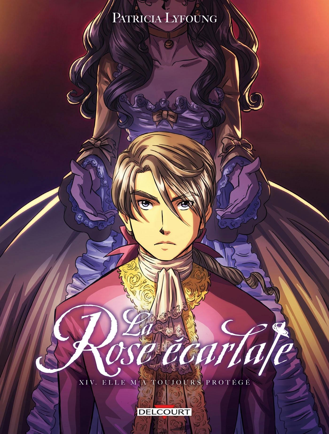 ROSE ECARLATE T14