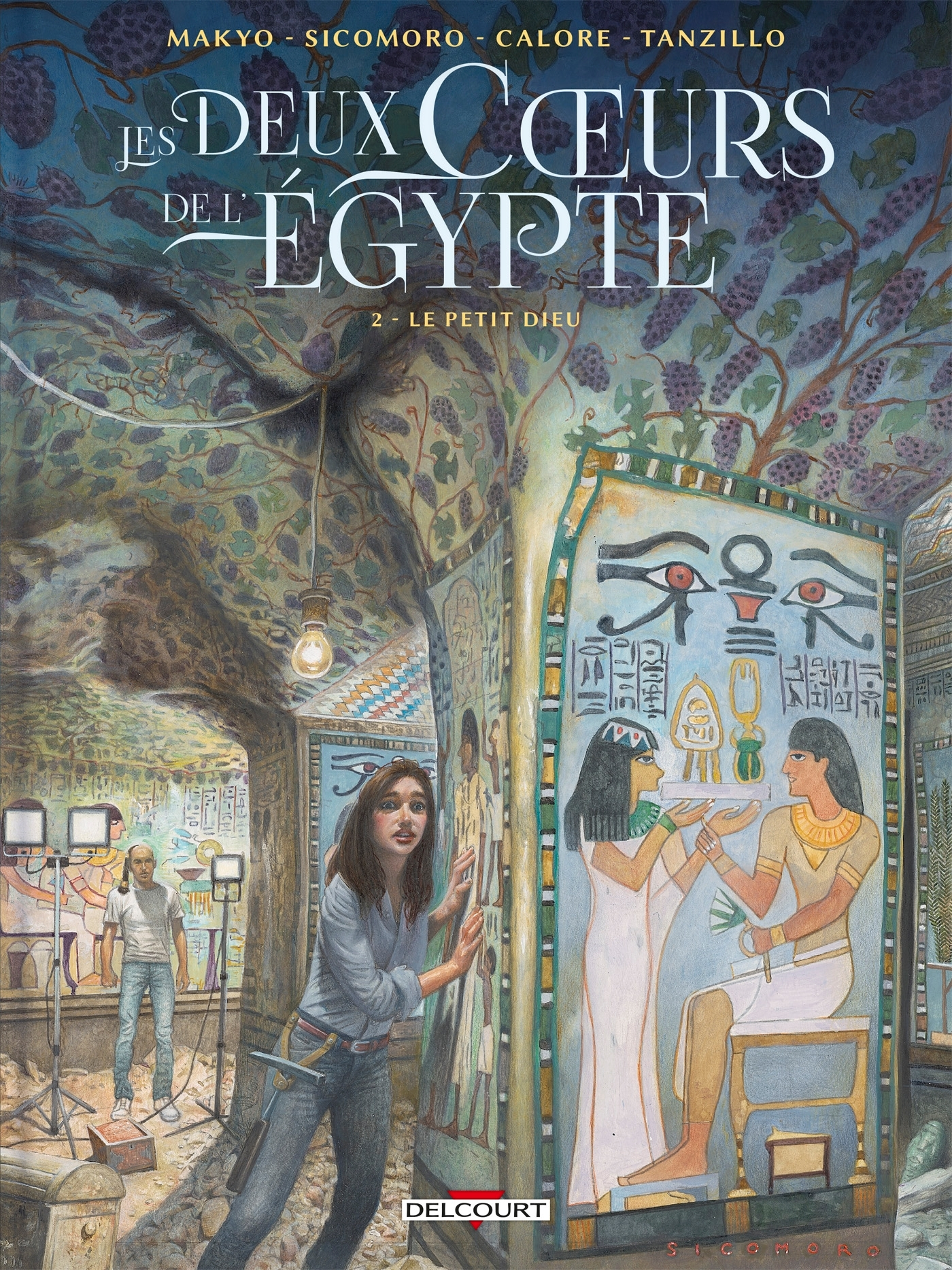 LES DEUX COEURS DE L EGYPTE - LES DEUX COEURS DE L'EGYPTE T02 - LE PETIT DIEU