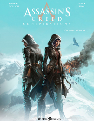 ASSASSIN'S CREED CONSPIRATIONS - TOME 02 - LE PROJET RAINBOW