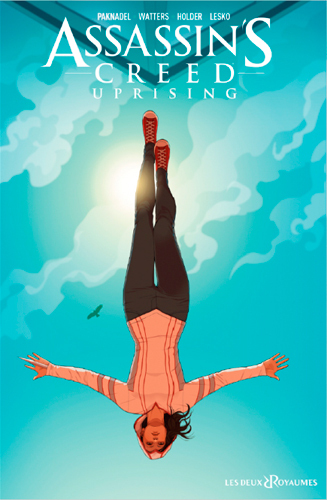 ASSASSIN'S CREED UPRISING - TOME 01