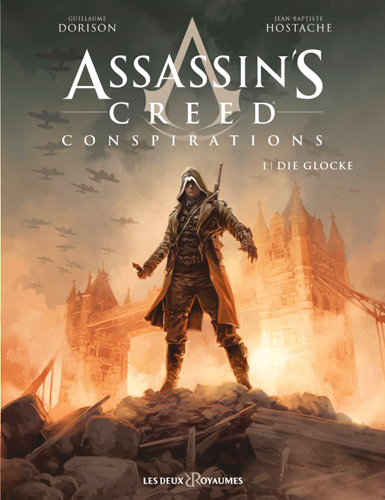ASSASSIN'S CREED CONSPIRATIONS - TOME 01 - DIE GLOCKE