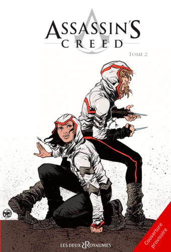 ASSASSIN'S CREED COMICS - TOME 02 - SOLEIL COUCHANT