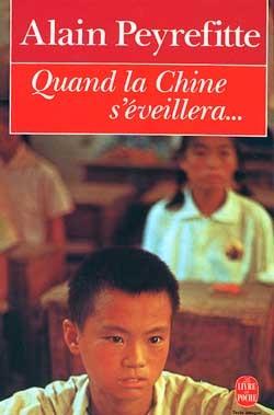 QUAND LA CHINE S'EVEILLERA