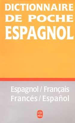 DICTIONNAIRE ESPAGNOL-FRANCAIS/ FRANCAIS/ESPAGNOL
