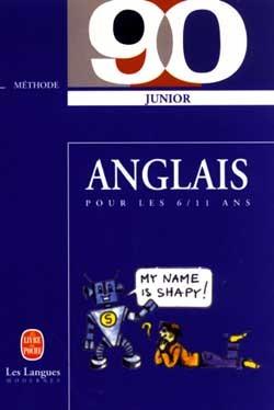 METHODE 90 ANGLAIS JUNIOR