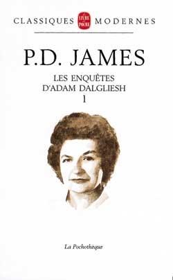 LES ENQUETES D'ADAM DALGLIESH TOME 1