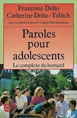 PAROLES POUR ADOLESCENTS