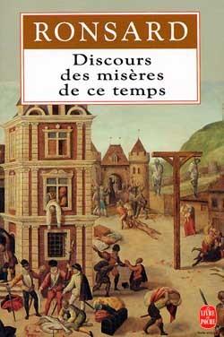 DISCOURS DES MISERES DE CE TEMPS