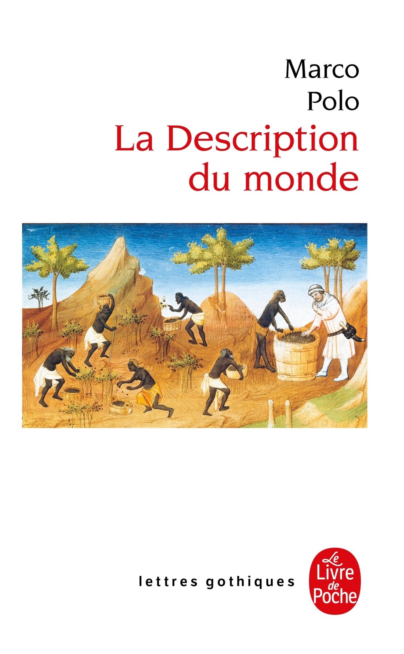 LA DESCRIPTION DU MONDE