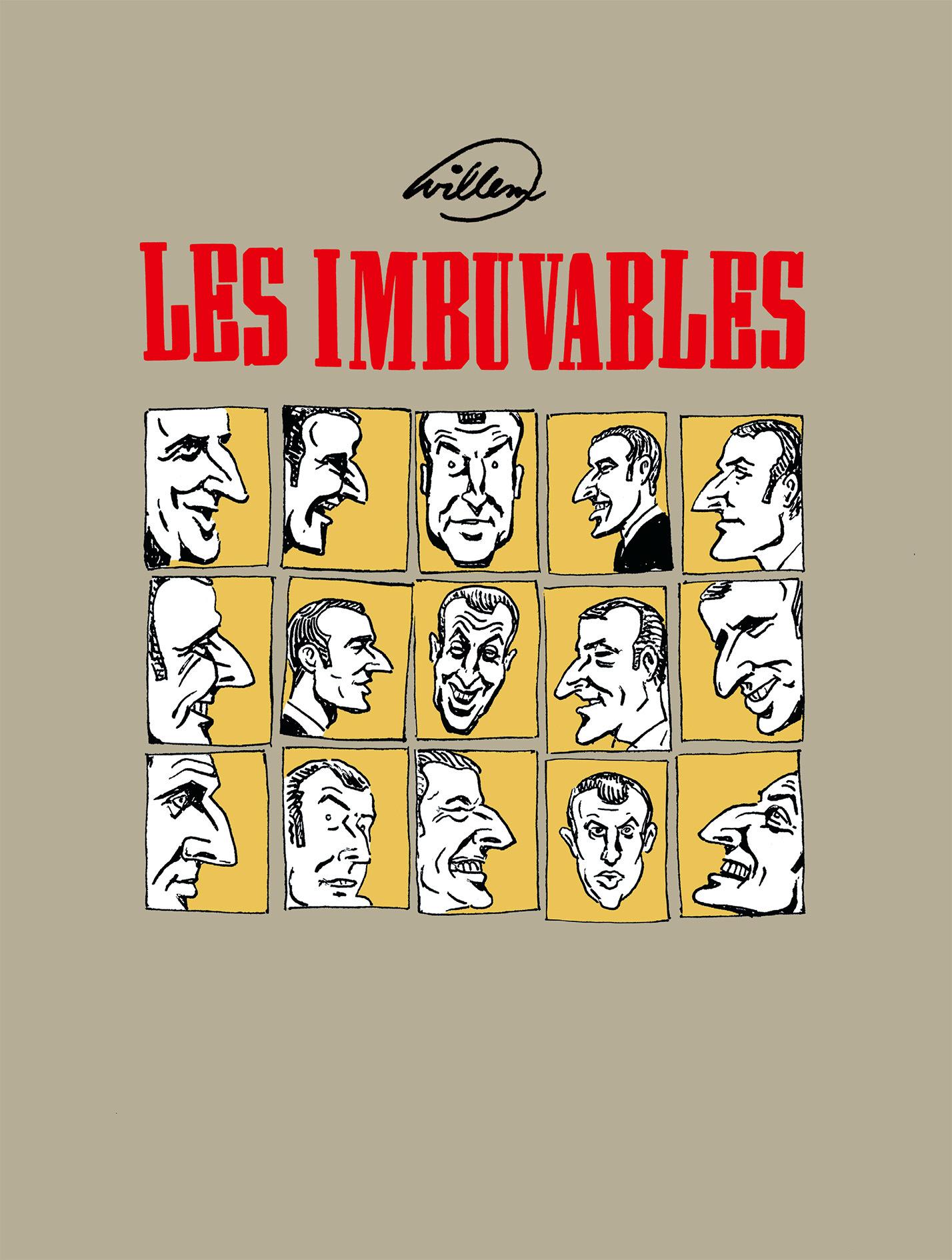 LES IMBUVABLES