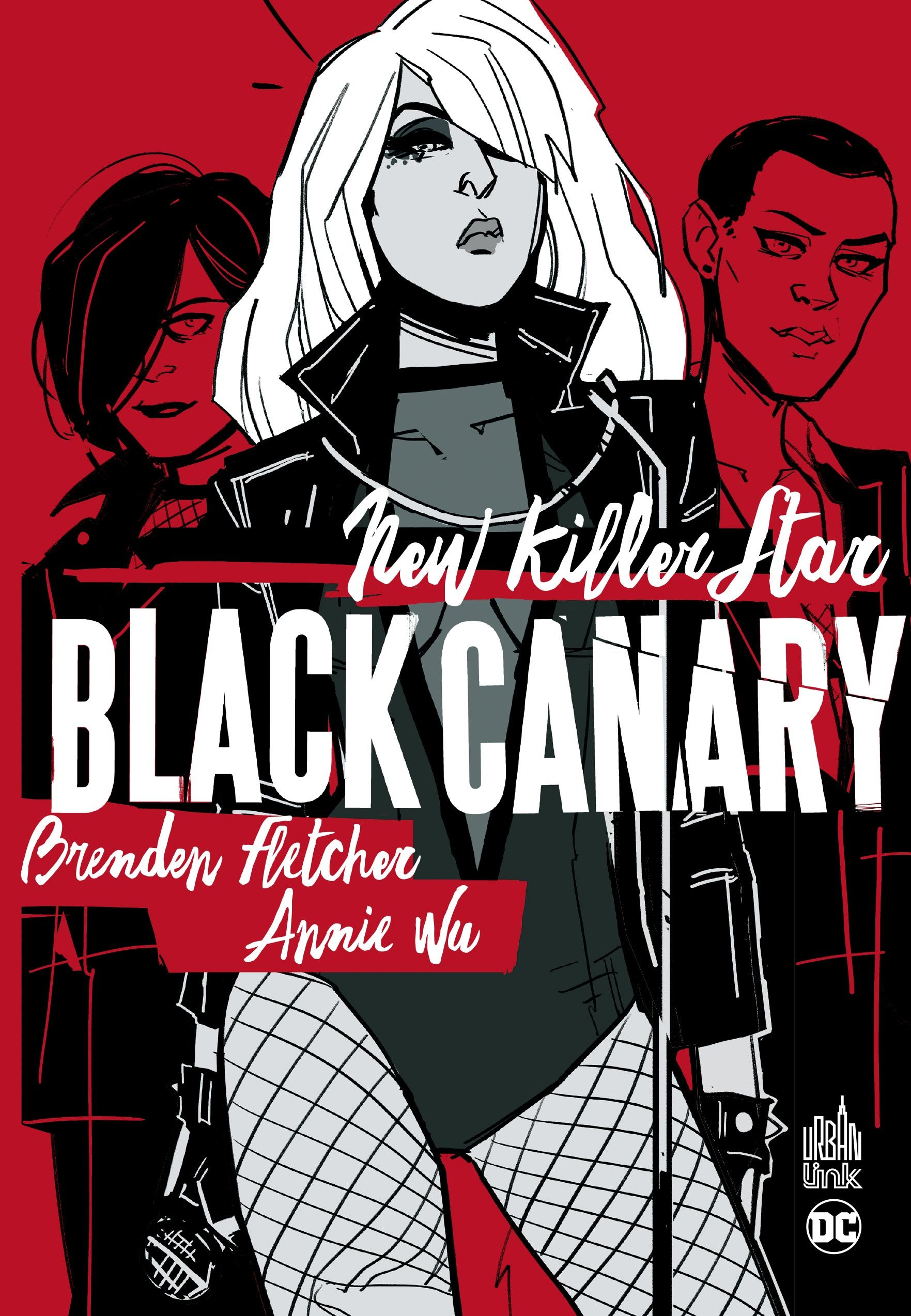BLACK CANARY - NEW KILLER STAR - TOME 0