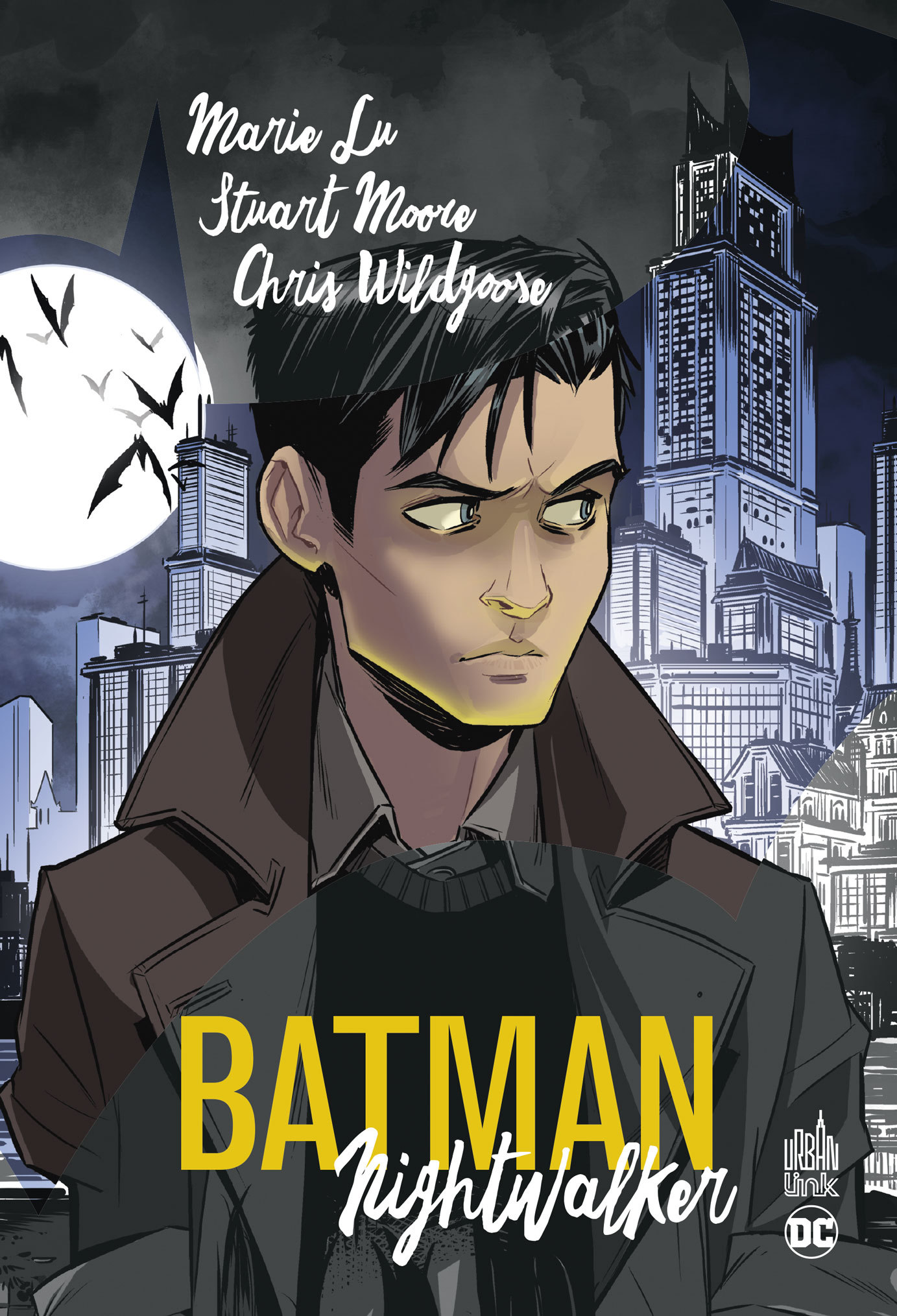 BATMAN:NIGHTWALKER - BATMAN: NIGHTWALKER - TOME 0