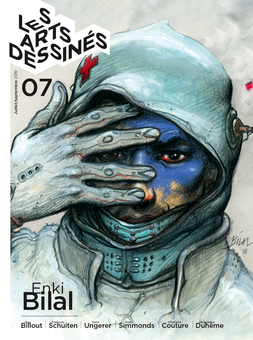 LES ARTS DESSINES N  7
