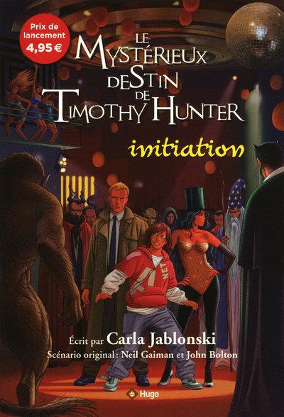 MYSTERIEUX DESTIN T.HUNTER T1