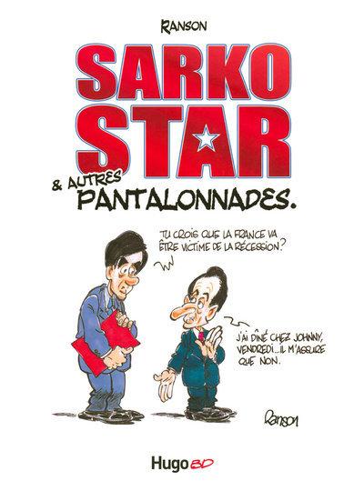 SARKOSTAR & AUTRES PANTALONNAD