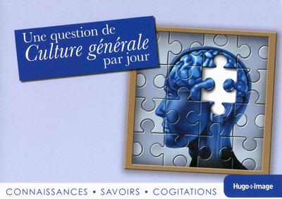 UNE QUESTION DE CULTURE GENERALE PAR JOUR 2013