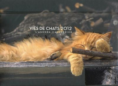 AGENDA CALENDRIER VIES DE CHATS 2012