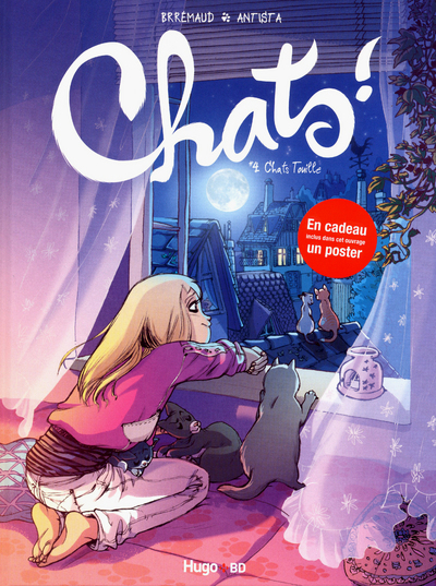 CHATS ! T04 CHATS TOUILLE - VOL04