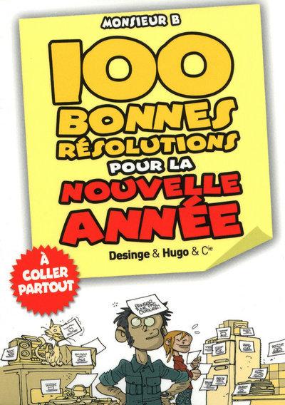 100 BONNES RESOLUTIONS POUR LA NOUVELLE ANNEE