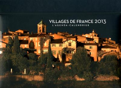 L'AGENDA-CALENDRIER VILLAGES DE FRANCE 2013