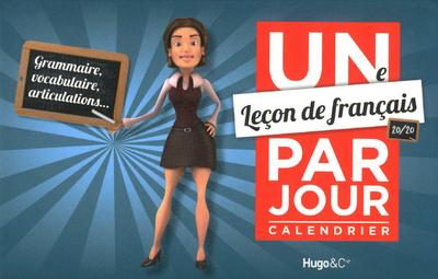 UNE LECON DE FRANCAIS PAR JOUR 2012