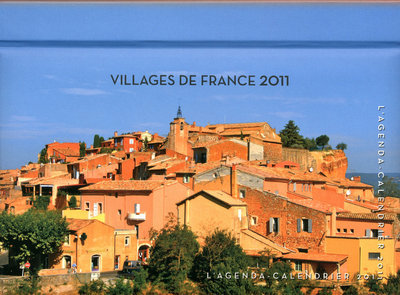 AGENDA-CAL VILLAGES FRANCE 11